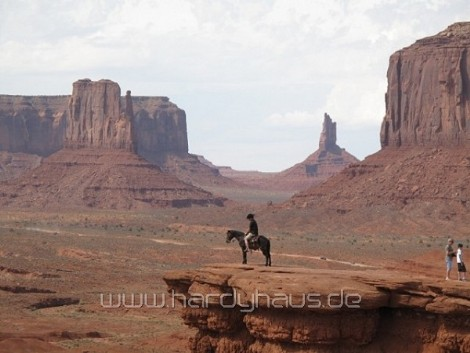 John Ford Point im Monument Valley